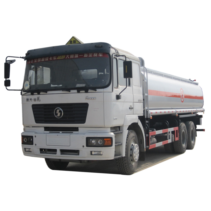 F2000 China Oil Tanker Heavy Truck 270HP 4X2 Load Capacity 10 Cubic Meter