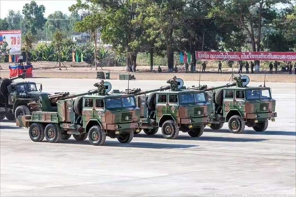 Viet Nam Army Truck, Made by Shacman