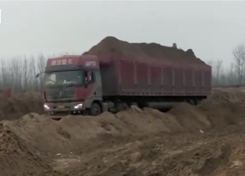 manufactuer of dump trucks