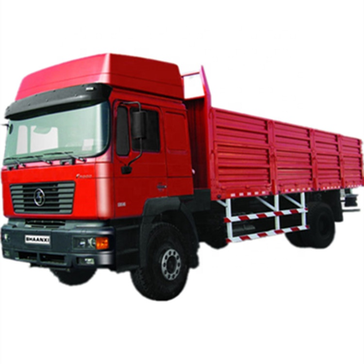 Made in China Box Trucks F2000 4X2 300HP 25 Ton Lorry Cargo Truck Manufacturer