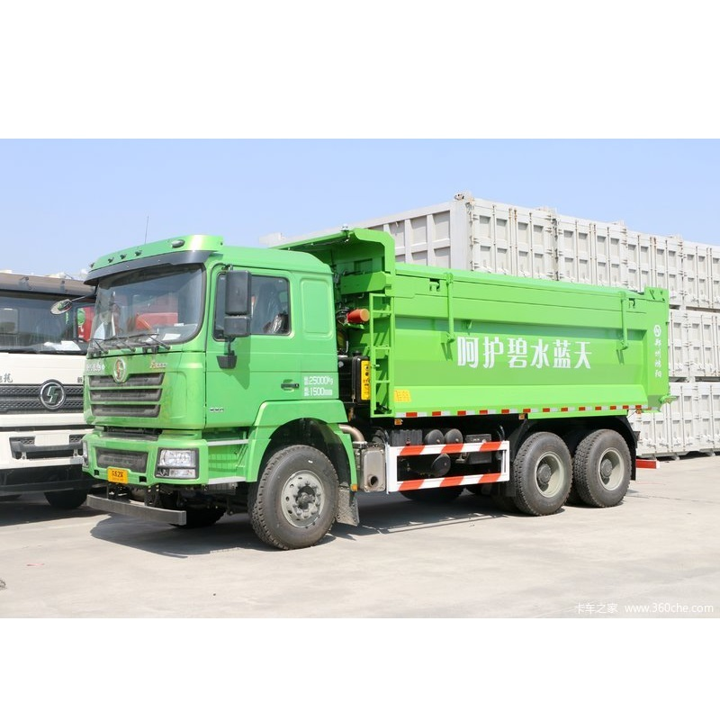 Tipper Truck For Sale F3000 Cummins Dump Truck Manufacturer 50 Ton 6X4 Eaton
