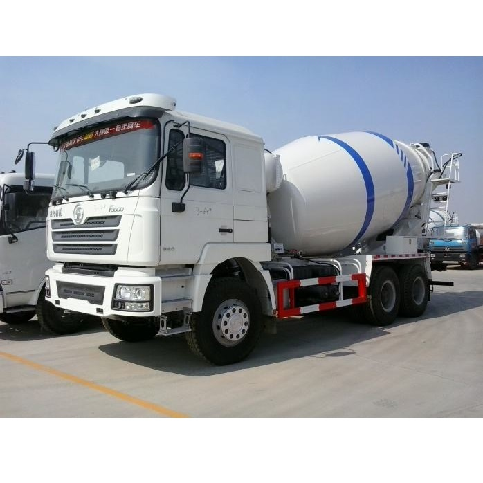 Self Loading Concrete Mixer Truck Manufacturer Shacman F3000 6X4 20 CBM