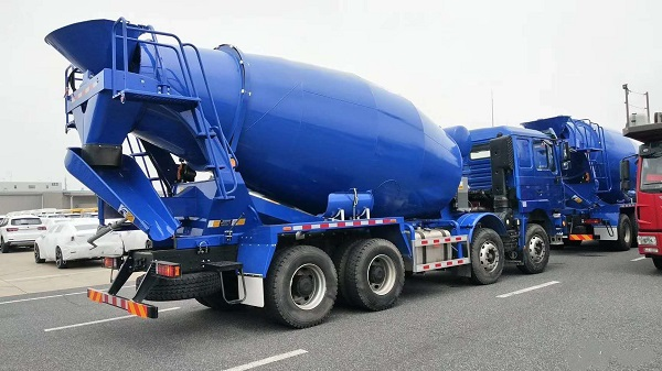 china concrete mixing truck