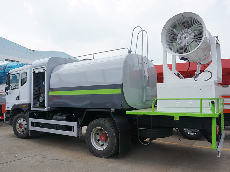 fog cannon spraying truck manufacturer