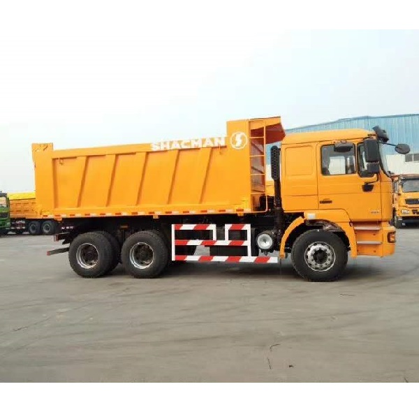 Shacman 6X6 EURO III Offroad Dump Truck Manufacturer 30 TON For Construction Site